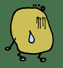 Mr Potato sticker #960534