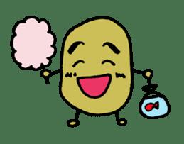 Mr Potato sticker #960536