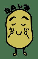 Mr Potato sticker #960537