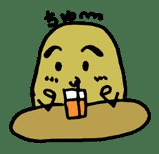 Mr Potato sticker #960540