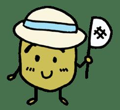 Mr Potato sticker #960548