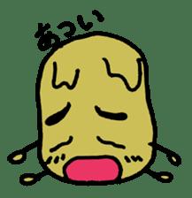 Mr Potato sticker #960549