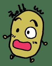 Mr Potato sticker #960550
