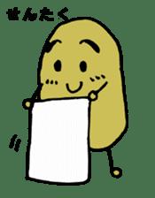 Mr Potato sticker #960555
