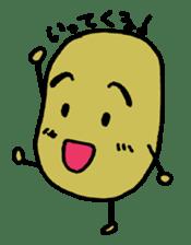 Mr Potato sticker #960562