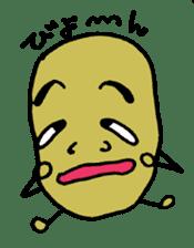 Mr Potato sticker #960566