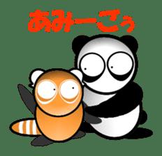 naniwapanda2 sticker #961691