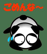 naniwapanda2 sticker #961693