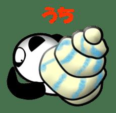 naniwapanda2 sticker #961718
