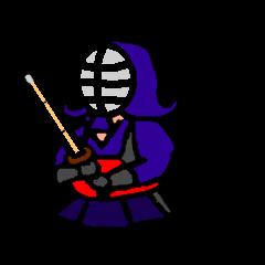japanese swordman