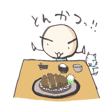 Food Stickers in Japan sticker #963208