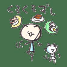 Food Stickers in Japan sticker #963211
