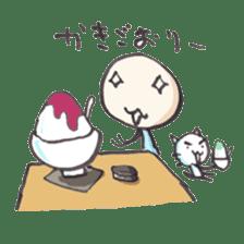 Food Stickers in Japan sticker #963221