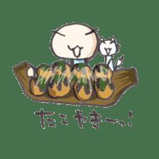 Food Stickers in Japan sticker #963237