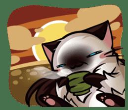 Himalayan Cat - MoBu sticker #963848