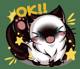 Himalayan Cat - MoBu sticker #963852
