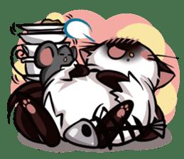 Himalayan Cat - MoBu sticker #963855