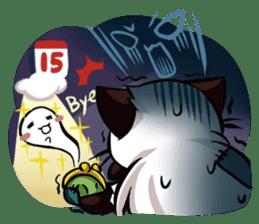Himalayan Cat - MoBu sticker #963865