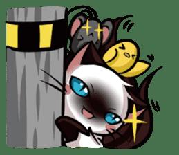 Himalayan Cat - MoBu sticker #963867