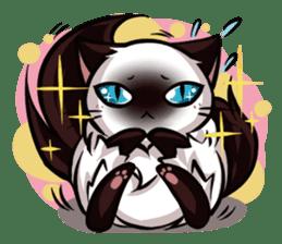 Himalayan Cat - MoBu sticker #963871