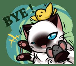 Himalayan Cat - MoBu sticker #963876