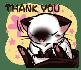 Himalayan Cat - MoBu sticker #963884