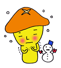 Sitakeo-kun sticker #965202