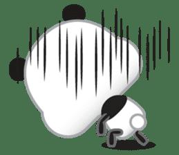 Rere, The Panda sticker #965403