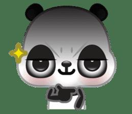 Rere, The Panda sticker #965405
