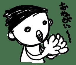 child graffiti sticker #965630
