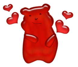 GUMMY BEAR sticker #966849