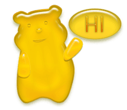 GUMMY BEAR sticker #966851