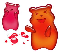 GUMMY BEAR sticker #966856