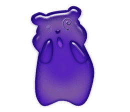 GUMMY BEAR sticker #966857