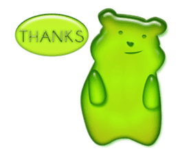 GUMMY BEAR sticker #966863