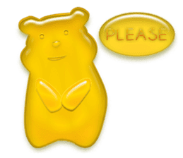 GUMMY BEAR sticker #966870