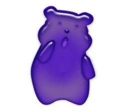 GUMMY BEAR sticker #966871