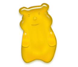 GUMMY BEAR sticker #966873