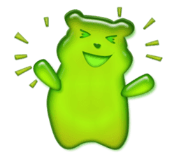 GUMMY BEAR sticker #966874