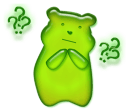GUMMY BEAR sticker #966877