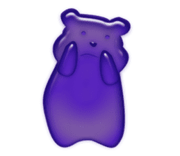 GUMMY BEAR sticker #966882