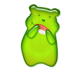 GUMMY BEAR sticker #966885