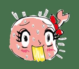 Kanimi chan sticker #969723