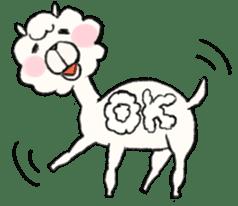 COOLBIZ ALPACA sticker #969859
