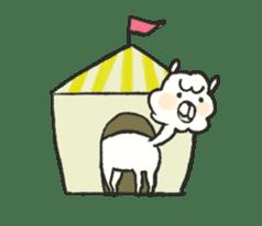 COOLBIZ ALPACA sticker #969866