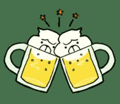 COOLBIZ ALPACA sticker #969875