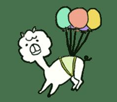 COOLBIZ ALPACA sticker #969877