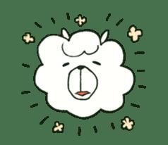 COOLBIZ ALPACA sticker #969880