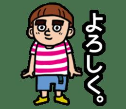 Takamori Kagoshima sticker #971287