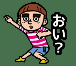 Takamori Kagoshima sticker #971298